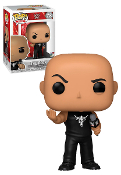 Funko Pop! WWE - The Rock with Microphone #78