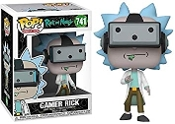 Funko Pop! Rick and Morty - Gamer Rick #741