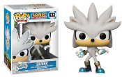 Funko Pop! Sonic the Hedgehog - Silver 30th Anniversary #633