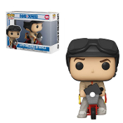 Funko Pop! Rides: Dumb & Dumber - Lloyd Christmas on Bicycle #95