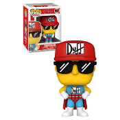 Funko Pop! The Simpsons - Duffman #902