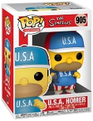 Funko Pop! The Simpsons - USA Homer #905